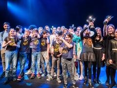 Prijswinnaars 2016 Amsterdamse Muziekprijs