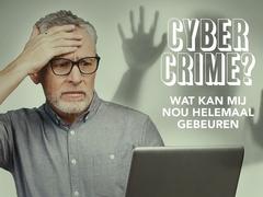Cybersecurity man nieuwsbrief