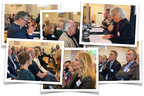 Algemene Ledenvergadering Cultuurconnectie